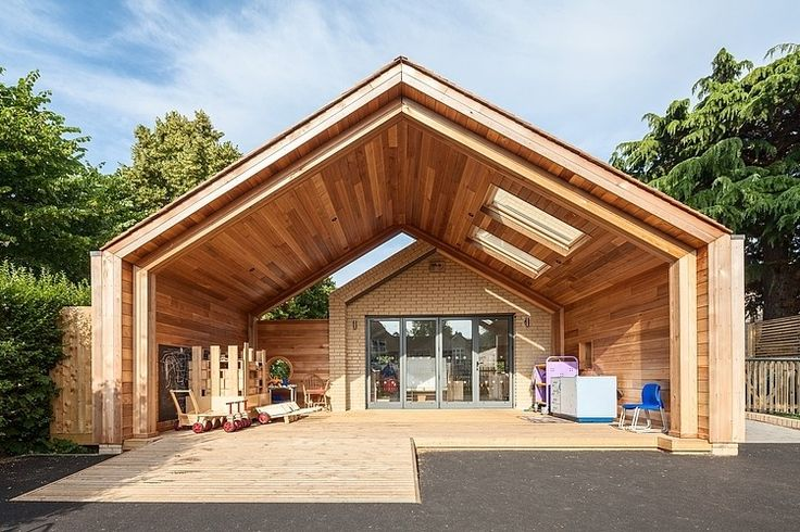A Fascinating Design Project: St Mary's Infant School in UK