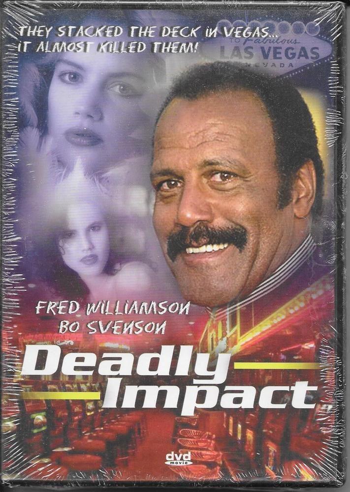Deady Impact DVD Movie