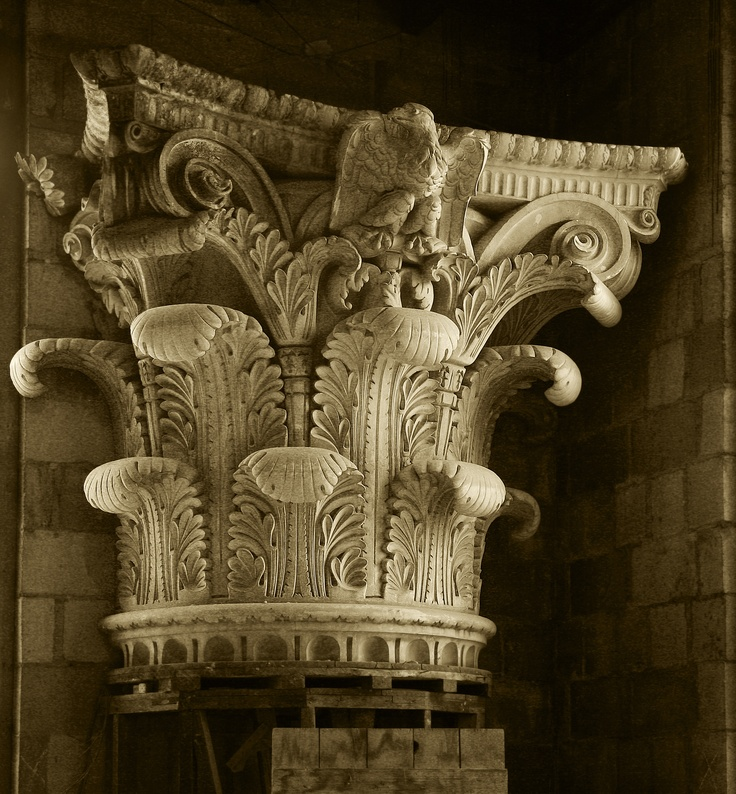 Best images about carved column on pinterest