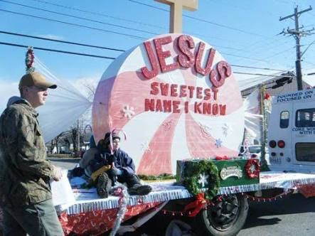 Image result for christmas parade float ideas