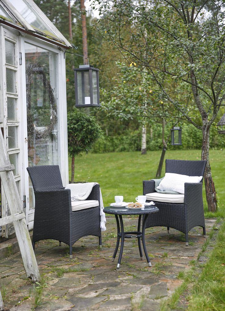 VILA-tuoli ja -pöytä 50cm