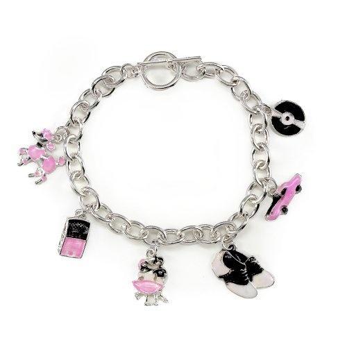 50\'s Charm Bracelet
