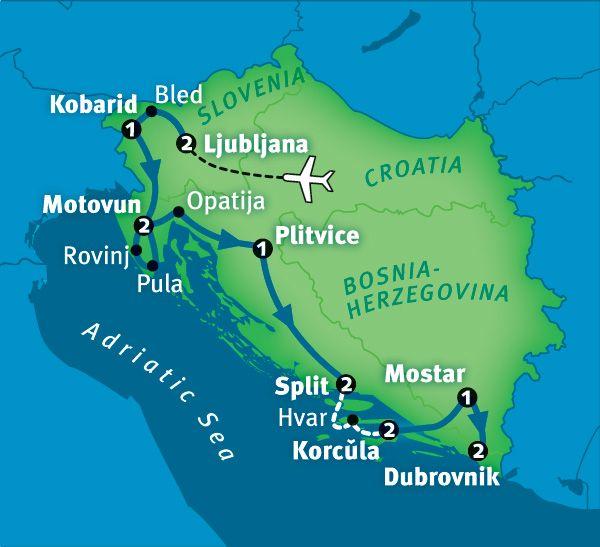 Adriatic Tour Rick Steves