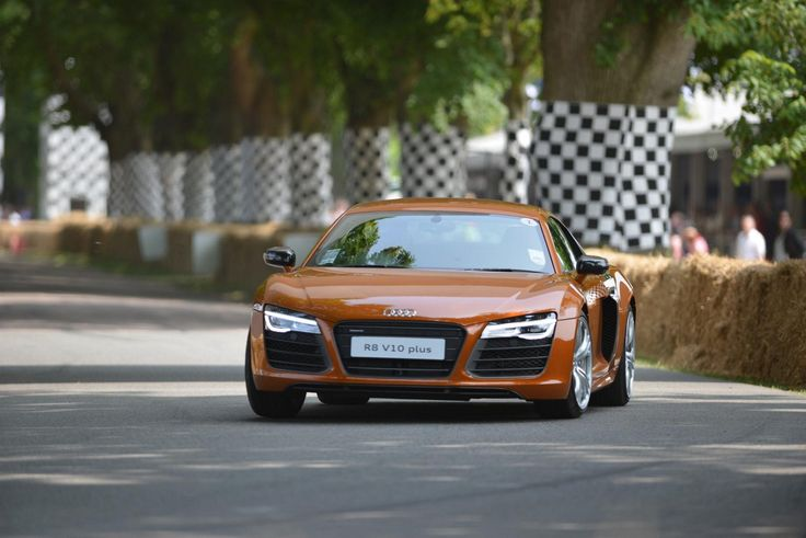 Here are some images of the 2013 Goodwood Festival of Speed and Audi's participation at the event. Some of the highlights at the Goodwood Festival of Speed included the Audi R18 e-tron, the Audi R8, Audi R8 V10 Plus and the Audi RS6 to name a few.