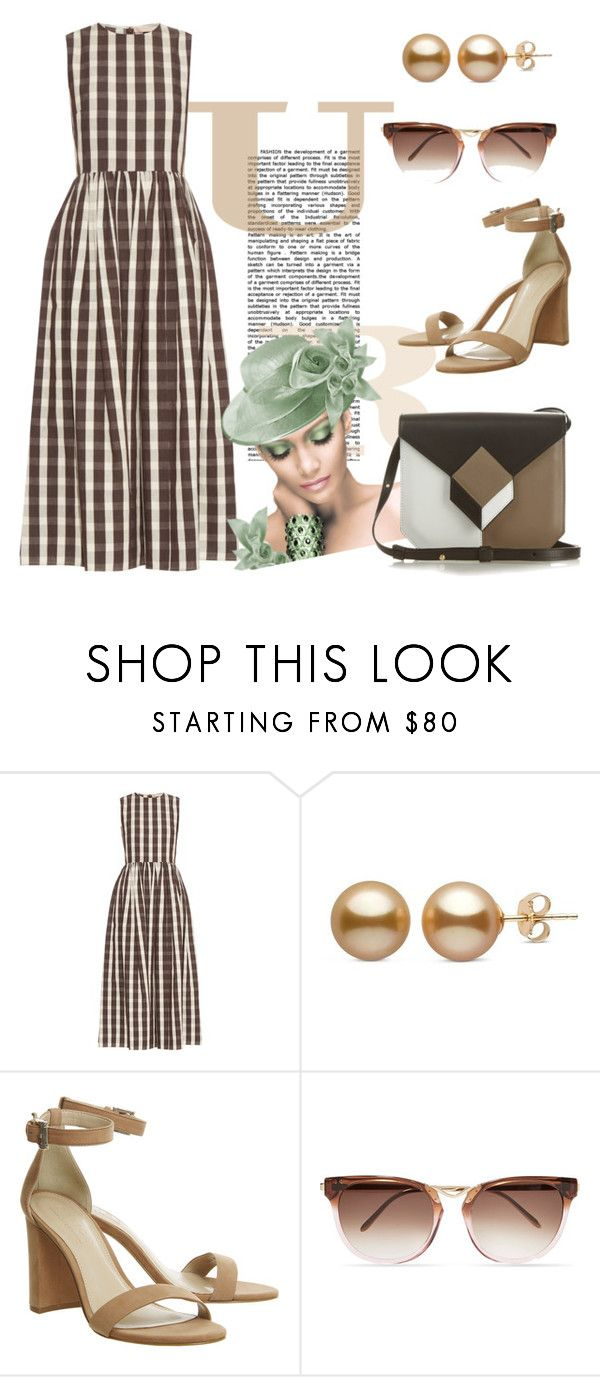 """Untitled #809"" by pesanjsp ❤ liked on Polyvore featuring Brock Collection, Thierry Lasry and Pierre Hardy"