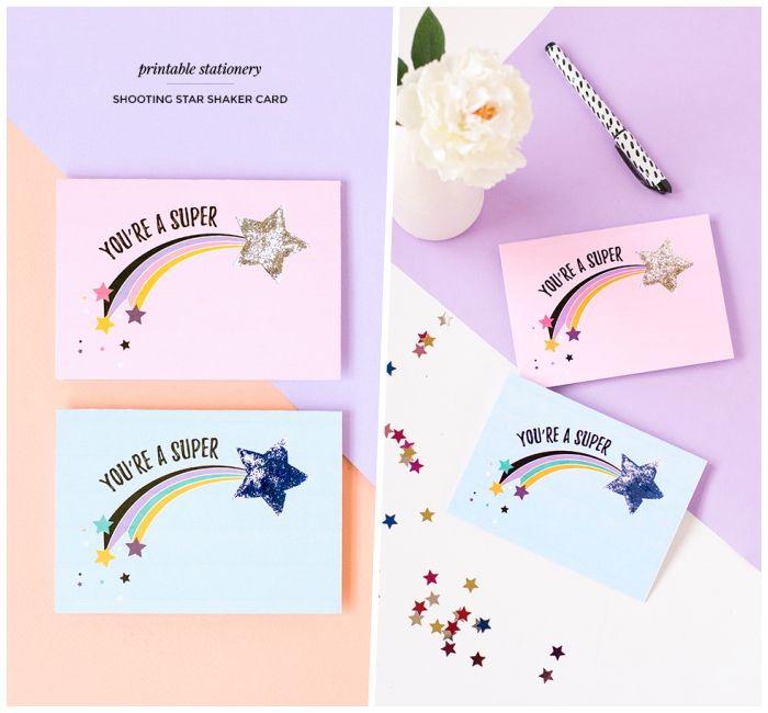 1001 Ideen Wie Sie Geburtstagskarten Selber Gestalten Carte Anniversaire Carte De Voeux Personnalisee Carte D Anniversaire Bricolage