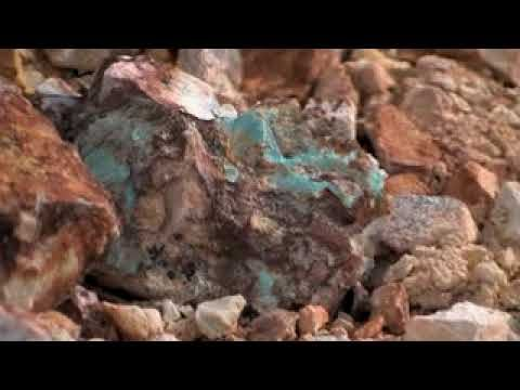 On this episode of Wonders of the West, we go turquoise hunting at the Royston Turquoise Mine and then learn how to take a rough piece of turquoise and turn it into fine jewelry. Nevada, USA