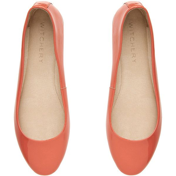 Ras Ballet Flats (£145) liked on Polyvore featuring shoes