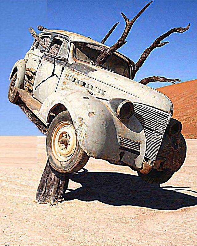 34 best abandoned cars images on Pinterest   Abandoned cars ...