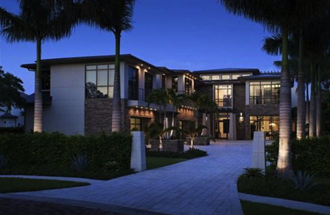 Pro Golfer Rory McIlroy's Home