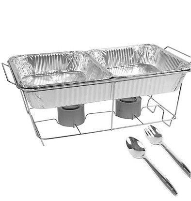 Wire Chafing Dish Set | 8 Pieces