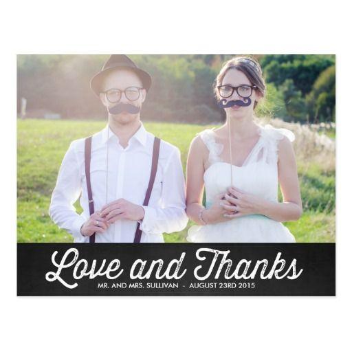 Wedding thank you postcard etiquette