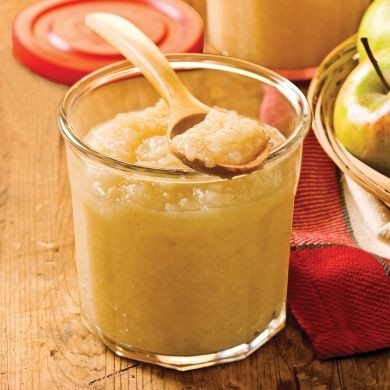 Compote de pommes et de poires à la vanille - Recettes - Cuisine et nutrition - Pratico Pratique