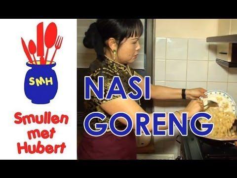 Smullen met Hubert: Nasi Goreng.