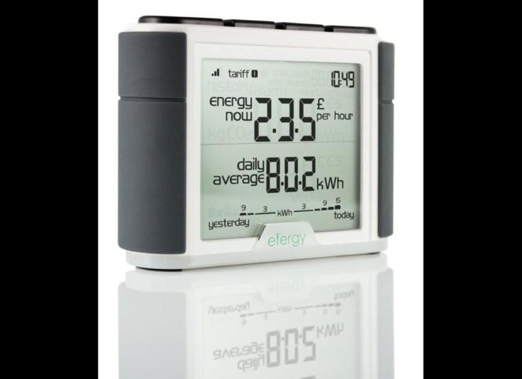 Efergy smart energy meter