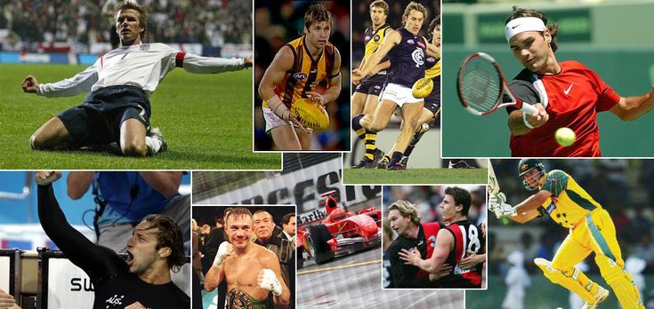 I love attending Melbourne sport events. We are the sporting capital of the world.