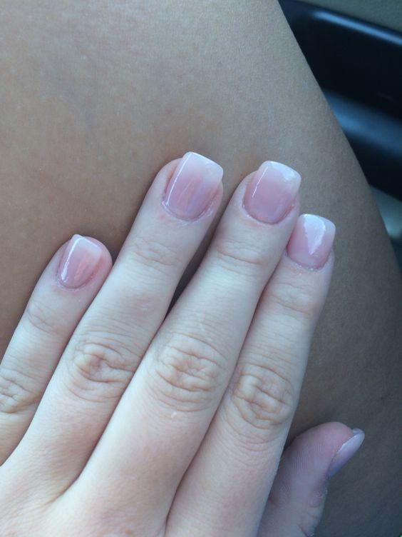 Best 25+ Natural nails ideas on Pinterest