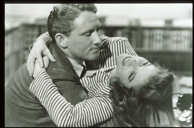 Katherine Hepburn & Spencer Tracy - one of the true great love stories!