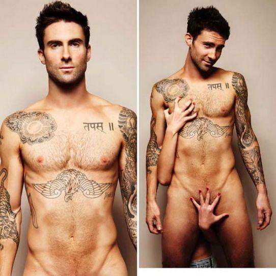 Знаменитые актеры, певцы, модели и даже спортсмены и бизнесмены все чаще стали украшать свои сексуальные тела татуировками. И эта тенденция вполне объяснима. Ведь этот вид искусства придает мужчине некой первобытности и брутальности, что делает самца еще более привлекательным. В то время как женская татуировка является символом загадочности и в некотором смысле смелости. Конечно, сексуальные мужчины→