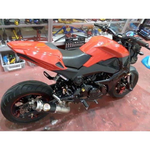 Honda Grom MSX125 Rear Seat Cowl (V4)  #msx125 #grom #hondagrom #hondamsx125 #honda #grom125