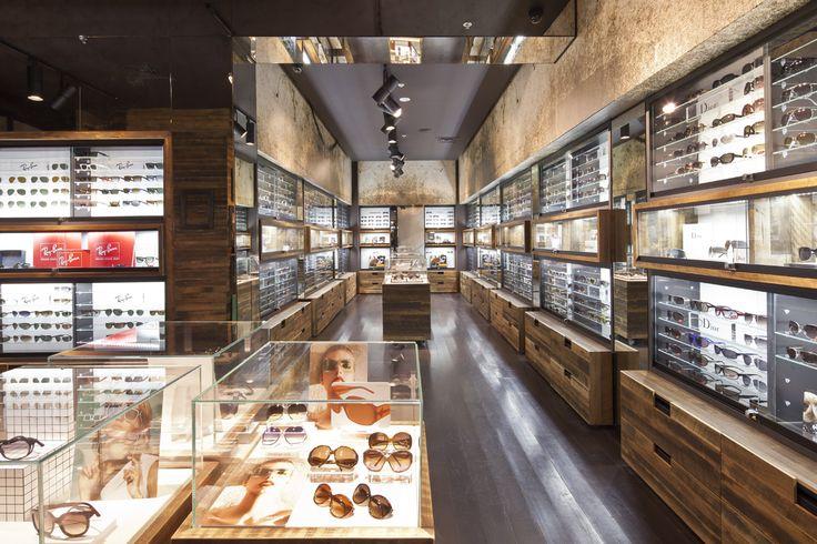 MOOT Sunglasses designed by ZWEI Interiors Architecture