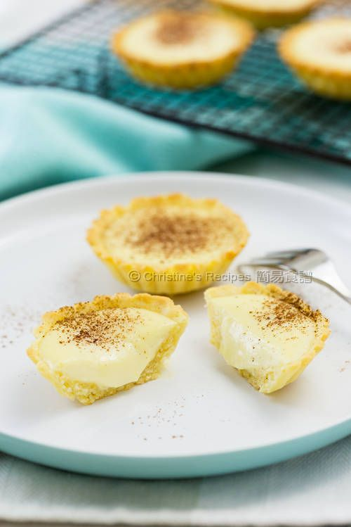 Cheese Tarts from Christine's Recipes