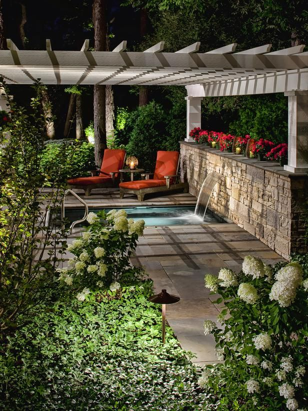Essentials for Creating a Beautiful Outdoor Room : Home & Garden Television