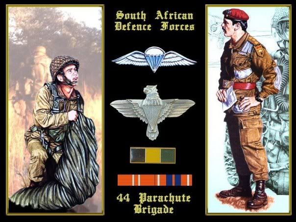 SADF (South African Defence Force)