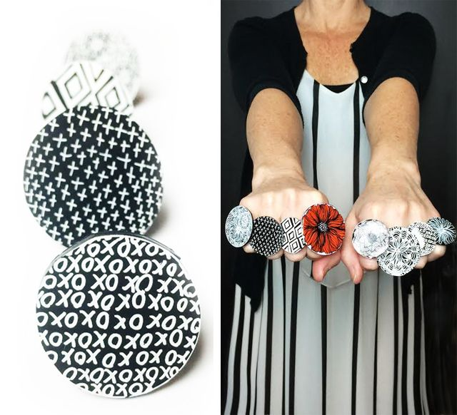 I love shrink plastic! There are so many different ways to put it to use and one of my favorites is using it to make jewelry. C...