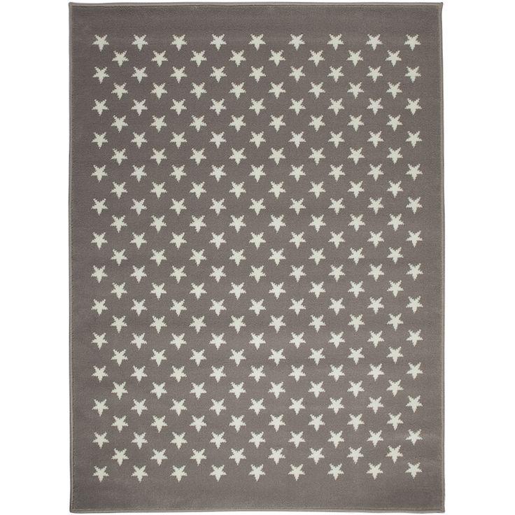 dywan szary w gwiazdy, 870pln, 180/120cm , sklep