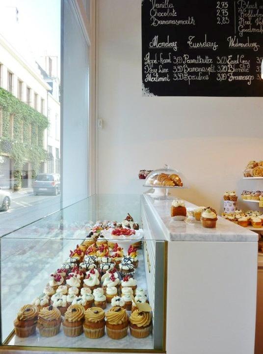 Momade Cupcakes: the best in Antwerp! @ Reynderstraat 37