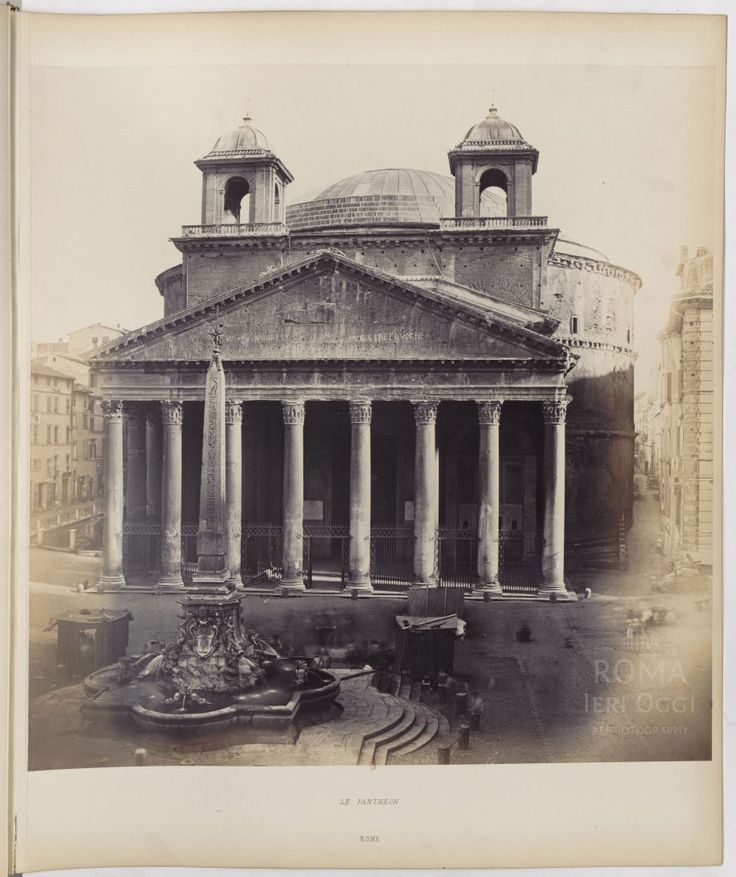 Pantheon 1863