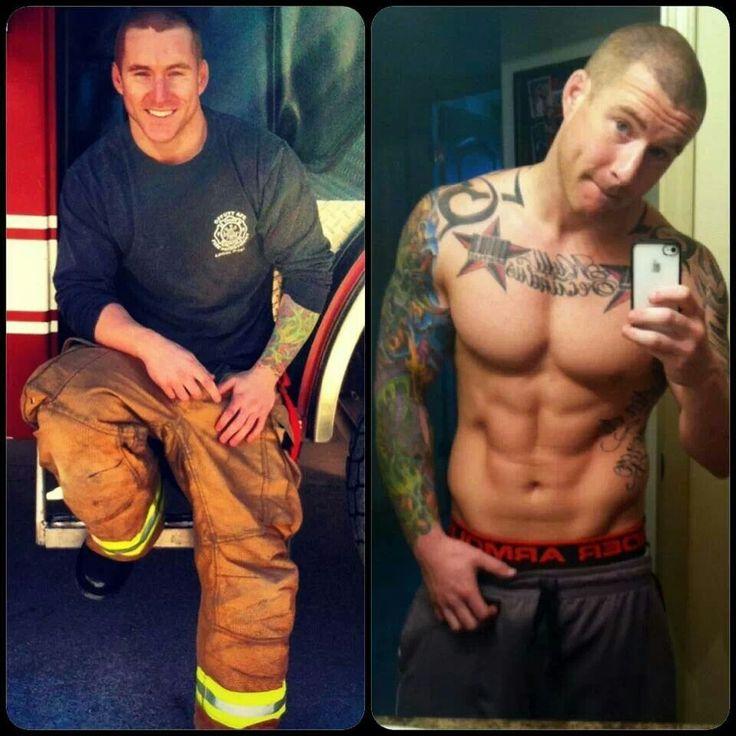 42 best hot hot fireman images on pinterest firefighters