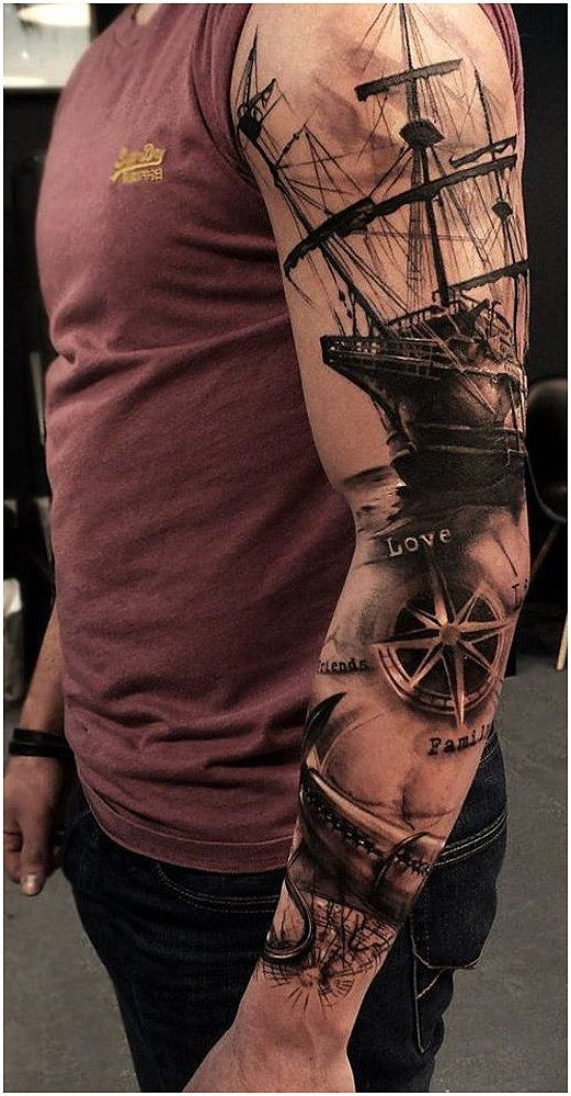 Popular Tattoos and Their Meanings Best sleeve tattoos