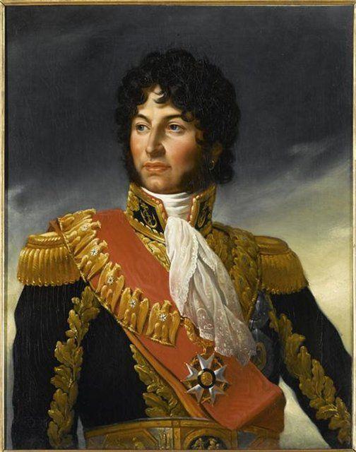 Gioacchino Murat (1767 - 1815) - generale di brigata nel 1796; - generale di divisione nel 1799; - maresciallo nel 1804; - granduca di Berg e clèves nel 1806; - comandante la cavalleria nel 1807; - re di Napoli e delle due Sicilie nel 1808.