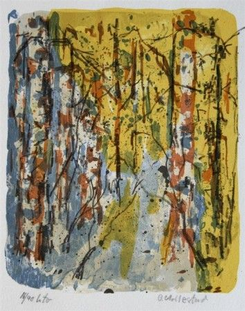 Oddleiv Mollestad: Gul skog