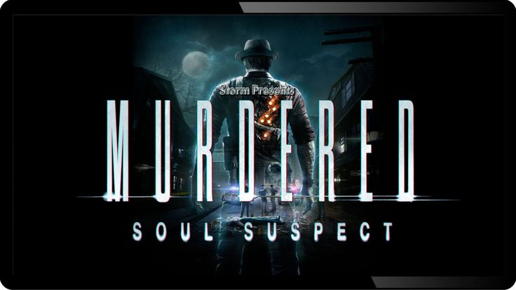 Murdered: Soul Suspect - Kriminalbeamter Ronan O'Connor [Facecam]