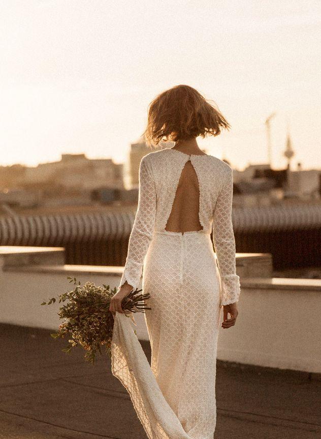 colección de vestidos de novia de Intropia