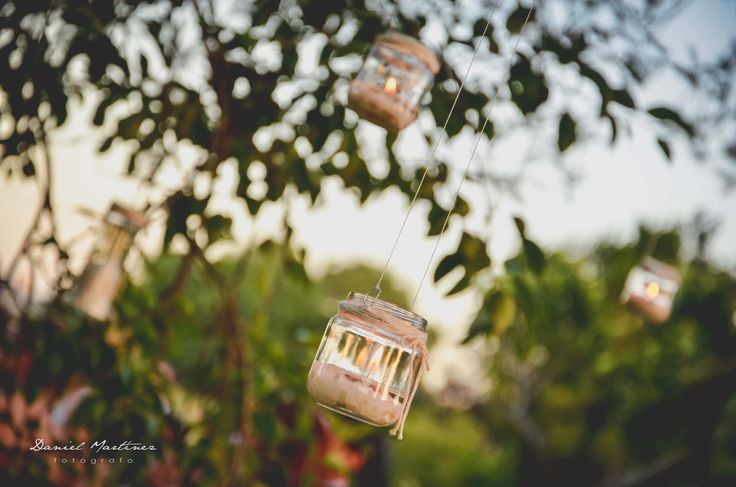 Pequeños candelabros