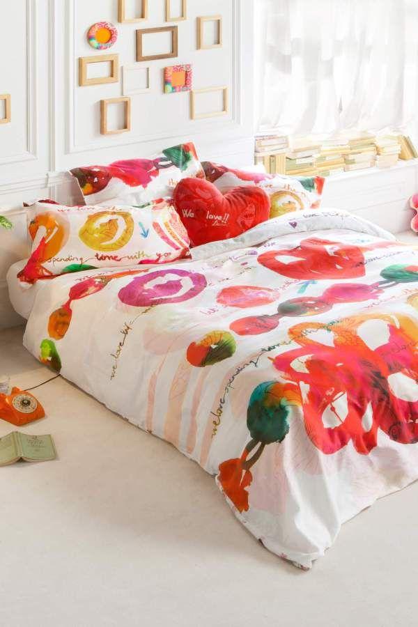 171 besten Desigual Bilder auf Pinterest Home design, Bettbezüge - zip bed designer bett reisverschluss