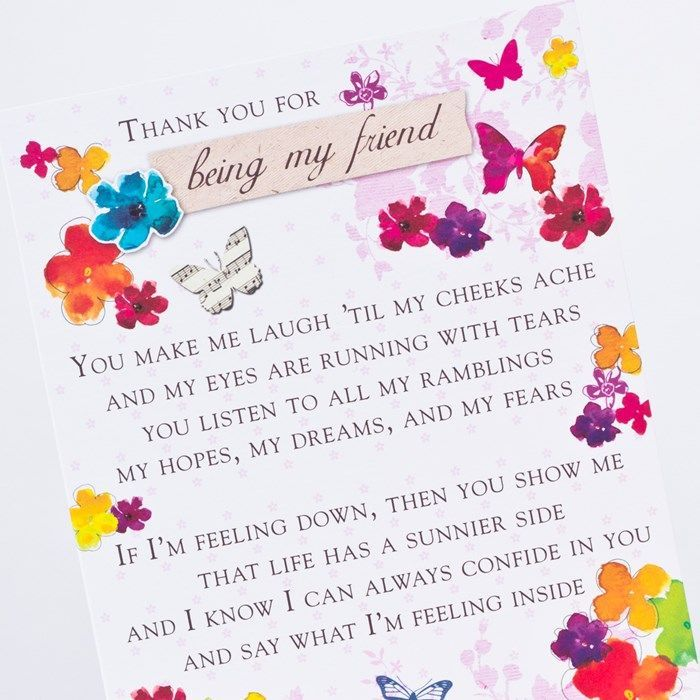 Best  Thank You Friend Quotes Ideas On   Thank You