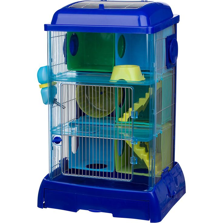 Hamster cage animals