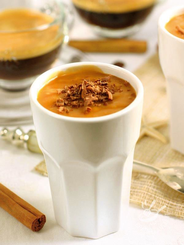 Budino al caffè e cacao: una ricetta che un vero amante del caffè non può perdersi! Preparatelo per i vostri ospiti: sarà un successo!