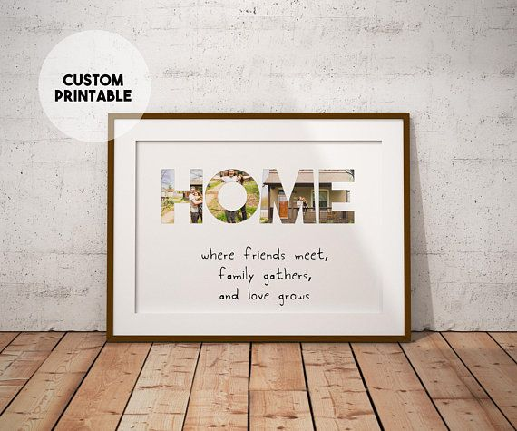 Personalised new home gift//House moving present//House warming//First 1st home gift//Black and white design//Moving home gift VA167