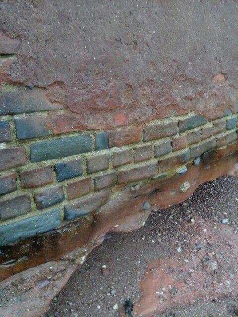Lovely blue bricks.