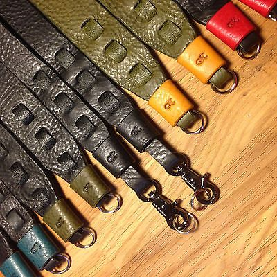 Leather Camera neck strap for Fuji,Leica,Sony,Canon,Nikon,Olympus