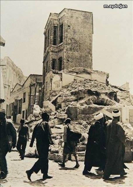 1894 İSTANBUL DEPREMİ