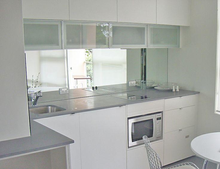 Small studio kitchen Lavender Bay Project - Via Touch Interiors