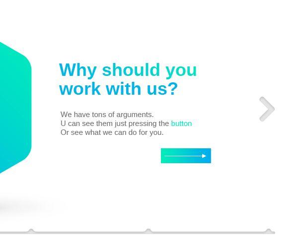 Webdesign for 4dmin brand.
