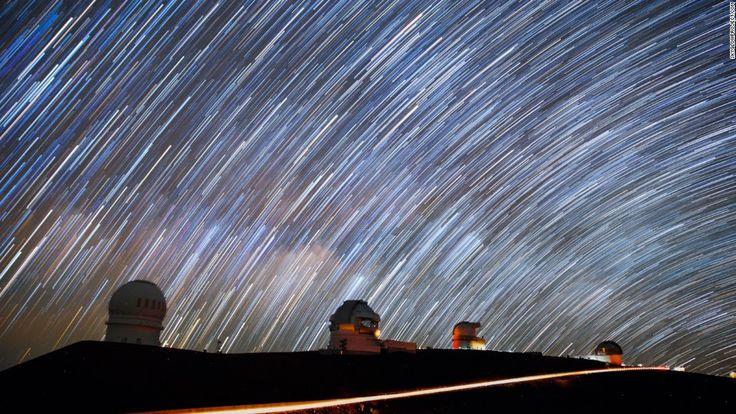 Chasing 'dark skies' to focus on light pollution